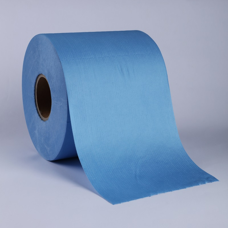 industrial Cleaning Wiper Roll