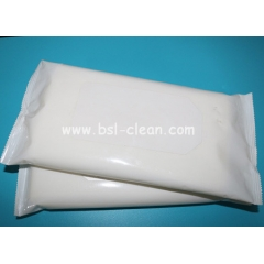 Pre-Saturated Wipes for Cleanroom and