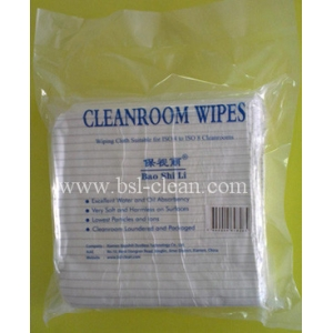 160 gsm Double Knit Antistatic Cleanroom Wipes
