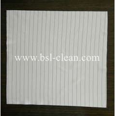 Cleanroom White Anti-static Wipes