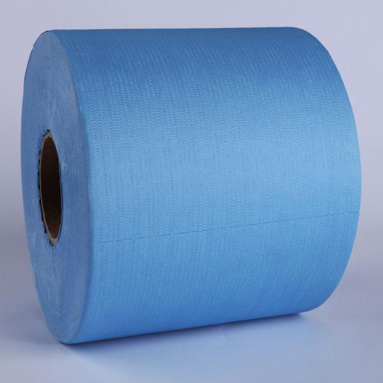 industrial Wiper Roll supplier