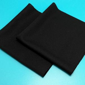 Black Polyester Wipers