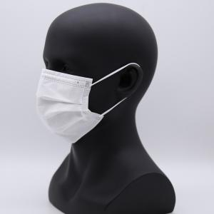 In Stock 3Ply Earloop Non Woven Medical Surgical Disposable Face Mask