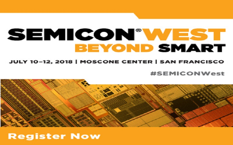 Semicon West 2018-PROMOTIONS DURING EXHIBITION